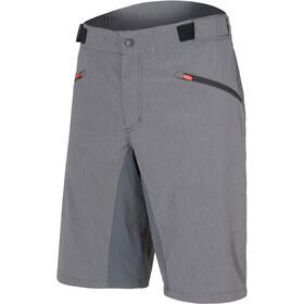 Ziener Ebner Pantalones cortos Hombre, ebony